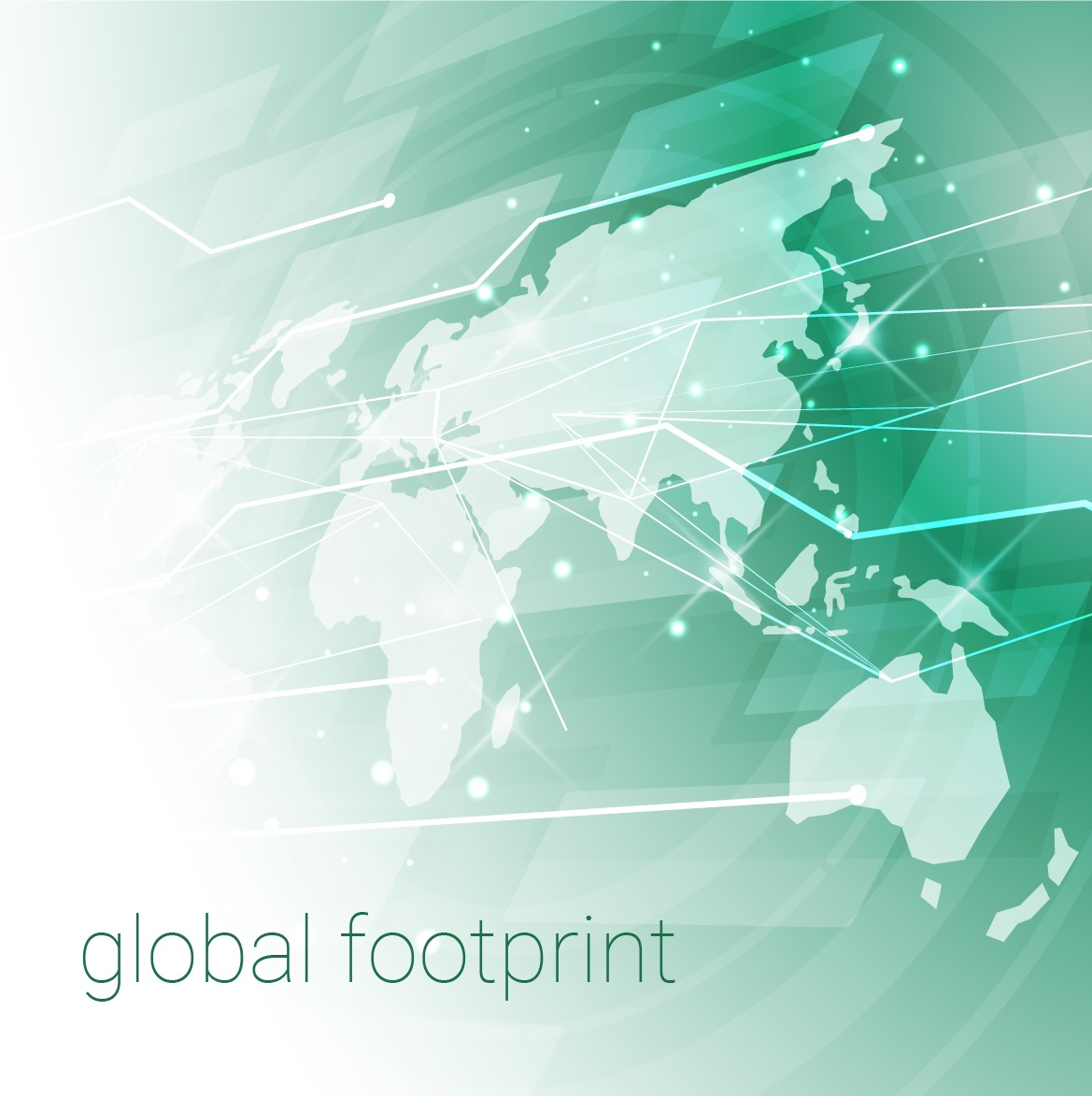 Index-6 global footprint